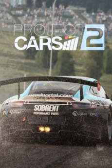 Project cars 2 Deluxe edition (2017)