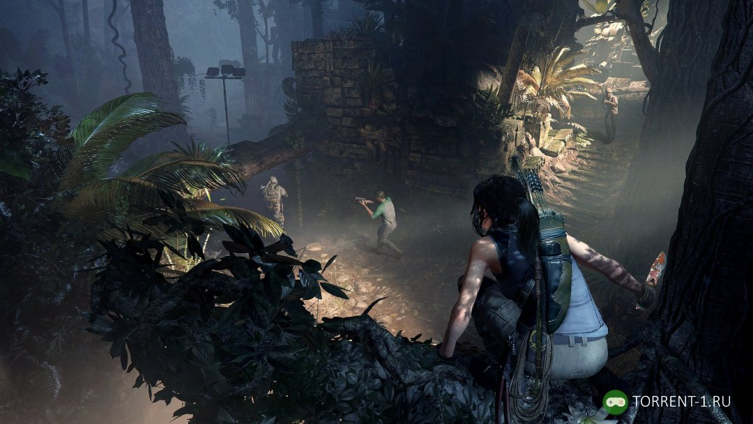 Rise of the tomb raider: digital deluxe edition (2016) pc | repack.
